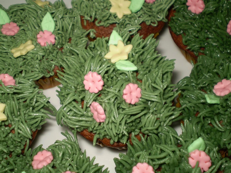 cupcake giardino
