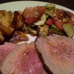 Roast-beef della domenica.