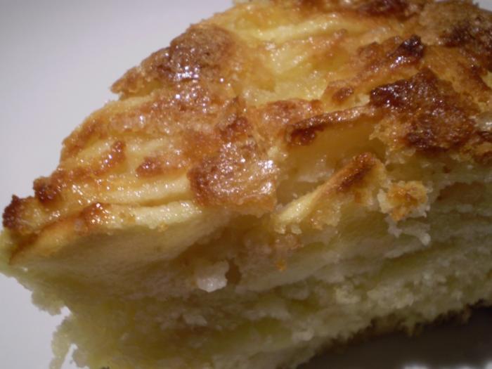 Torta di mele di Benedetta Parodi.