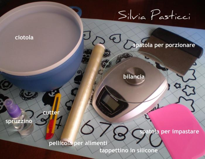 attrezzatura basica per pane casalingo