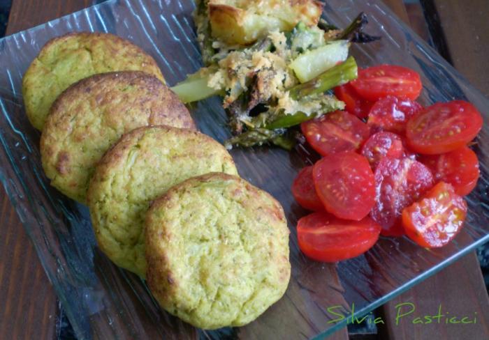 hamburger di broccoli