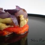 Escalibada. Insalata catalana di verdure al forno.