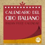 Buon (calendario del cibo italiano) 2016.