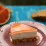 Cheesecake senza garanzia.