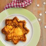 French toast di pandoro. Ricetta di riciclo.