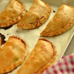 Il mio Commonwealth Cornish Pasty per Il Club del 27.