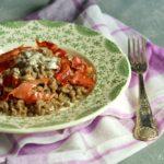 Gli spaetzle di Zibaldone Culinario per The Recipe-Tionist