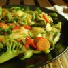 verdure saltate